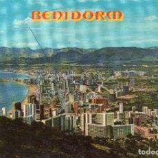 Postales: BENIDORM ALICANTE - VISTA PANORAMICA. Lote 115712491