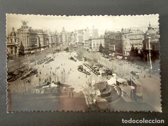 POSTAL VALENCIA. PLAZA DEL CAUDILLO (Postales - España - Comunidad Valenciana Antigua (hasta 1939))