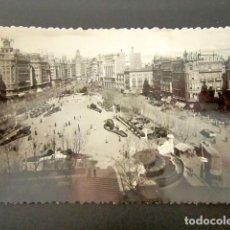 Postales: POSTAL VALENCIA. PLAZA DEL CAUDILLO. Lote 115926959