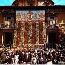 Postales: VALENCIA -PL. DE LA VIRGEN - OFRENDA- (FARDI MOD. 160) SIN CIRCULAR / P-2844. Lote 116101763