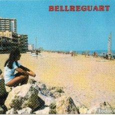 Postales: BELLREGUART VALENCIA PLAYA DE BELLREGUART. Lote 116113935
