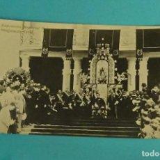 Postales: POSTAL S.M. ALFONSO XIII. TARJETA POSTAL. CARTE POSTALE. REVERSO PARTIDO. Lote 116210499
