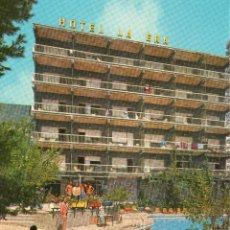 Postales: HOTEL LA ERA BENIDORM ALICANTE . Lote 116296067