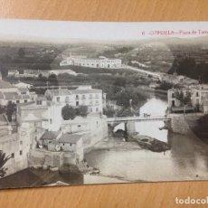 Postales: ANTIGUA FOTOGRAFIA TARJETA POSTAL PLAZA DE TOROS ORIHUELA ALICANTE. Lote 116371819