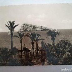 Postales: BENIDOR (ALICANTE). 1955. FILATELICA.. Lote 116739455