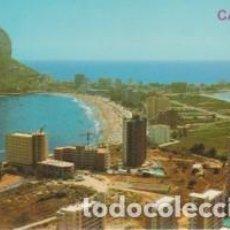 Postales: (27) CALPE. ALICANTE . PLAYA DE LA FOSA. Lote 116853571
