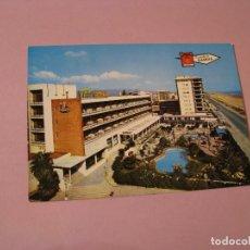 Postales: POSTAL DE GANDIA. HOTEL BAYREN. . Lote 117768571