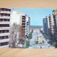 Postales: ALCIRA ( VALENCIA ) AVENIDA SANTOS PATRONES. Lote 118161247