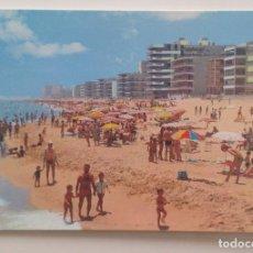Postales: TABERNES DE VALLDIGNA :TABERNES PLAYA 80'S. Lote 118439915