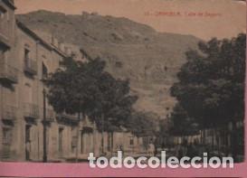 POSTAL DE ORIHUELA - ALICANTE - CALLE SAGASTA - Nº10 DE THOMAS (Postales - España - Comunidad Valenciana Antigua (hasta 1939))