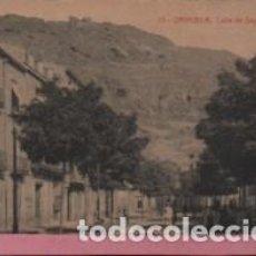 Postales: POSTAL DE ORIHUELA - ALICANTE - CALLE SAGASTA - Nº10 DE THOMAS . Lote 118656367