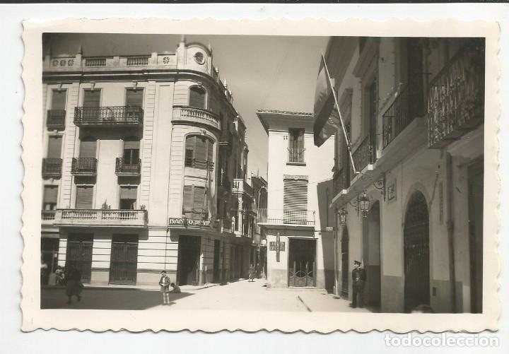 CULLERA - PLAZA DE ESPAÑA - Nº 22 ED. ARRIBAS (Postales - España - Comunidad Valenciana Moderna (desde 1940))