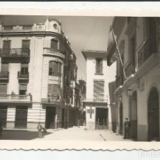 Postales: CULLERA - PLAZA DE ESPAÑA - Nº 22 ED. ARRIBAS. Lote 118661087