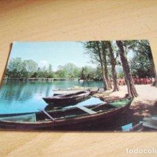 Postales: ANNA ( VALENCIA ) LAGO DE LA ALBUFERA. Lote 120301239
