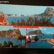 Postales: IFACH CALPE Nº40 ALICANTE . Lote 120529975