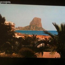 Postales: IFACH CALPE Nº1504 ALICANTE . Lote 120530019