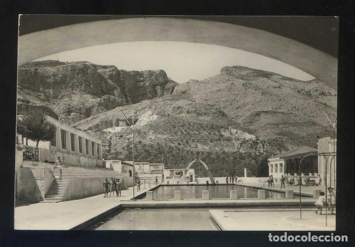 Alicante Alcoi Piscina Municipal Ed Arriba Buy Postcards From