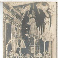 Cartes Postales: VALENCIA VISITA ALFONSO XIII ALA PATRONA DE VALENCIA. Lote 121124771