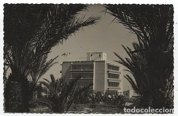 X118153 C. VALENCIANA ALICANTE VEGA BAJA DEL SEGURA TORREVIJA GUARDAMAR DEL SEGURA HOTEL LAS DUNAS (Postales - España - Comunidad Valenciana Antigua (hasta 1939))