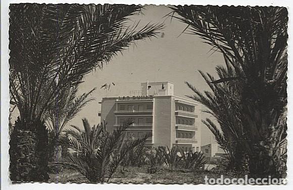 X118154 C. VALENCIANA ALICANTE VEGA BAJA DEL SEGURA TORREVIJA GUARDAMAR DEL SEGURA HOTEL LAS DUNAS (Postales - España - Comunidad Valenciana Antigua (hasta 1939))