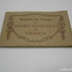 Postales: VALENCIA - RECUERDO DEL COLEGIO DE LAS MADRES ESCOLAPIAS - SERIE COMPLETA. Lote 121842703