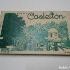 Postales: CASTELLON - SERIE COMPLETA. Lote 121846171