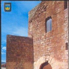 Postales: 5 - PEÑISCOLA (CASTELLON).- ENTRADA AL CASTILLO.. Lote 121864367