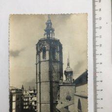 Postales: POSTAL. VALENCIA. MIGUELETE. JDP. H. 1950?. Lote 122655062