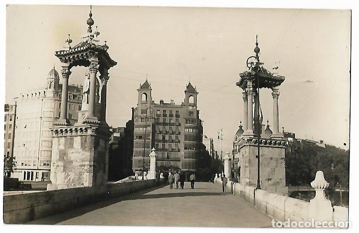 VALENCIA. PUENTE DEL MAR. Nº 57. (Postales - España - Comunidad Valenciana Antigua (hasta 1939))