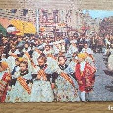 Postales: FALLAS DE VALENCIA . Lote 124225799