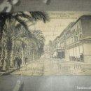 Postales: POSTAL ALICANTE CARRETERA DE LA EXPLANADA BAZAR PASCUAL LOPEZ CIRCULADA. Lote 124452895