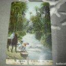 Postales: PRECIOSA Y RARA POSTAL DE ELCHE F. ANTON ALICANTE. Lote 124522983