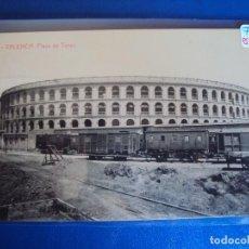 Postales: (PS-57105)POSTAL DE VALENCIA-PLAZA DE TOROS.ARCHIVO BARONES OLLER. Lote 125077623
