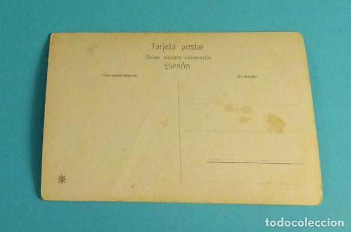 Postales: POSTAL AYORA - EL CHALET. UNION POSTALE UNIVERSELLE - Foto 2 - 125936403