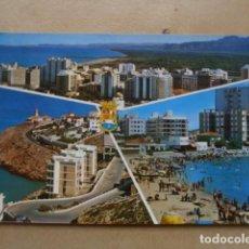 Postales: POSTAL CULLERA, VALENCIA. Lote 126015891