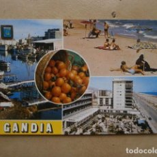 Postales: POSTAL GANDIA. Lote 126024451