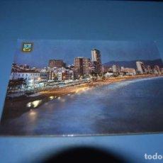 Postales: POSTAL SIN CIRCULAR - BENIDORM 103 - ALICANTE - EDITA ESCUDO DE ORO. Lote 126061139