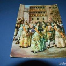 Postales: POSTAL SIN CIRCULAR PUBLICITARIA - MANTAS MESTRE - BOCAIRENTE - VALENCIA - EDITA GUERRI. Lote 126067319
