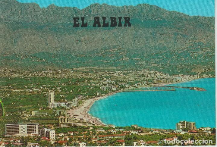 Groovy 2) alfaz del pi. alicante. playa del albir - Comprar Postales de FG-52
