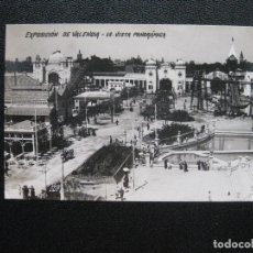 Postales: EXPOSICION REGIONAL VALENCIANA. 1909. VISTA PANORAMICA. Lote 126870391