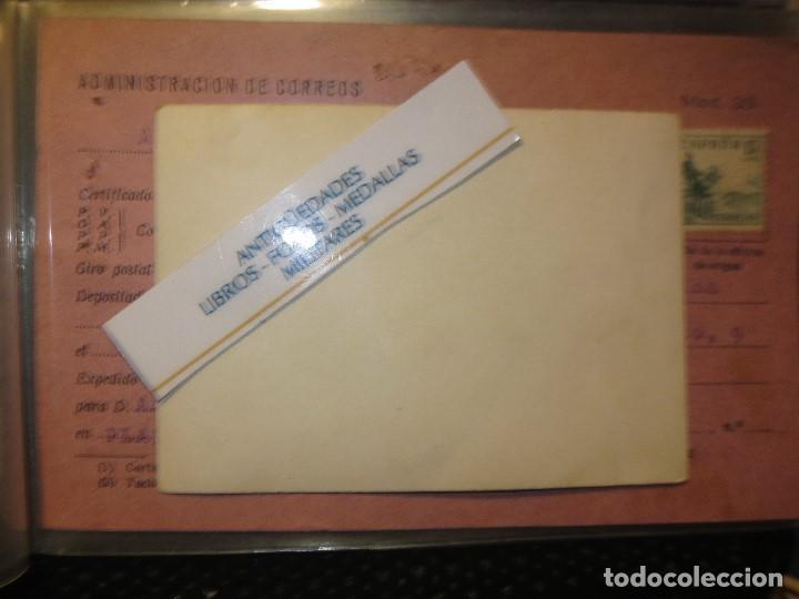 Postales: RARA POSTAL ALICANTE ANTIGUA ADMINISTRACION CORREOS MOD,. 35 CUÑO Y SELLO - Foto 2 - 127242403