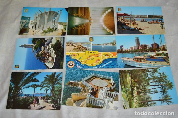 Postales: LOTE DE 75 POSTALES SIN CIRCULAR - COMUNIDAD VALENCIANA, CASTELLON, VALENCIA, ALICANTE - ENVÍO 24H - Foto 3 - 128231439