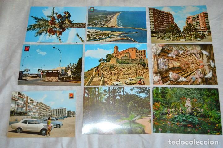 Postales: LOTE DE 75 POSTALES SIN CIRCULAR - COMUNIDAD VALENCIANA, CASTELLON, VALENCIA, ALICANTE - ENVÍO 24H - Foto 4 - 128231439