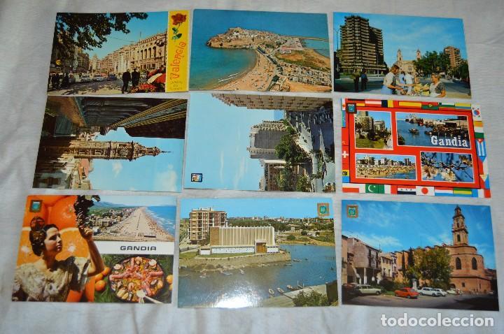 Postales: LOTE DE 75 POSTALES SIN CIRCULAR - COMUNIDAD VALENCIANA, CASTELLON, VALENCIA, ALICANTE - ENVÍO 24H - Foto 6 - 128231439