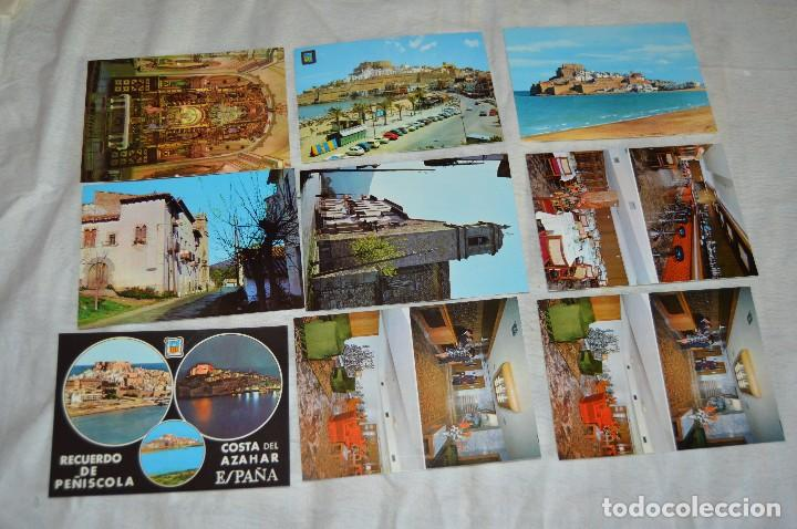 Postales: LOTE DE 75 POSTALES SIN CIRCULAR - COMUNIDAD VALENCIANA, CASTELLON, VALENCIA, ALICANTE - ENVÍO 24H - Foto 9 - 128231439
