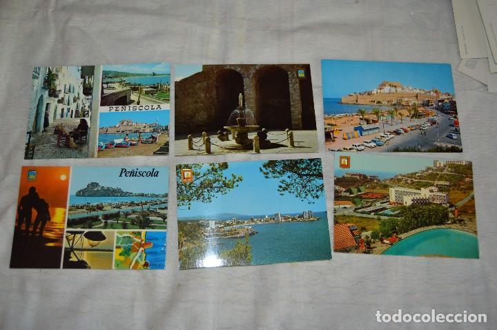 Postales: LOTE DE 75 POSTALES SIN CIRCULAR - COMUNIDAD VALENCIANA, CASTELLON, VALENCIA, ALICANTE - ENVÍO 24H - Foto 10 - 128231439
