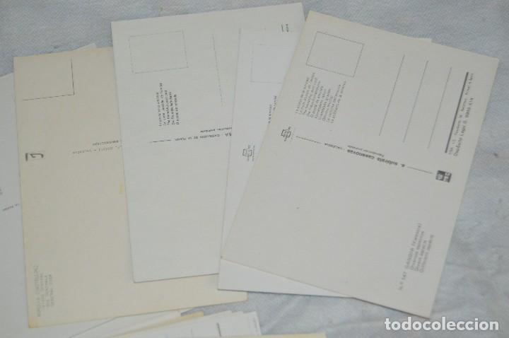 Postales: LOTE DE 75 POSTALES SIN CIRCULAR - COMUNIDAD VALENCIANA, CASTELLON, VALENCIA, ALICANTE - ENVÍO 24H - Foto 12 - 128231439