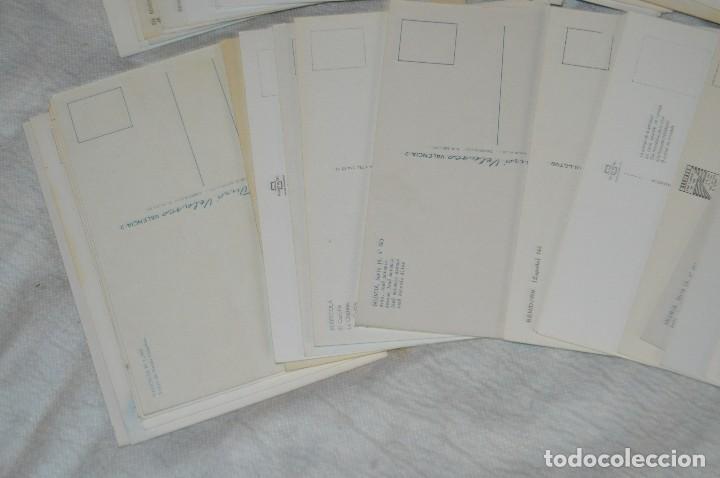 Postales: LOTE DE 75 POSTALES SIN CIRCULAR - COMUNIDAD VALENCIANA, CASTELLON, VALENCIA, ALICANTE - ENVÍO 24H - Foto 15 - 128231439