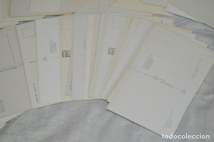 Postales: LOTE DE 75 POSTALES SIN CIRCULAR - COMUNIDAD VALENCIANA, CASTELLON, VALENCIA, ALICANTE - ENVÍO 24H - Foto 16 - 128231439