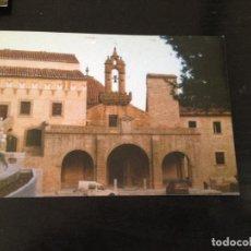Postales: TRAIGUERA ,FACANA DEL REIAL SANTUARI DE LA VERGE FONT DE LA SALUD-CASTELLON. Lote 128245527
